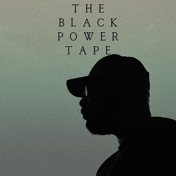JaRon Marshall - The Black Power Tape EP cover - neo-soul r&b jazz hip hop funk