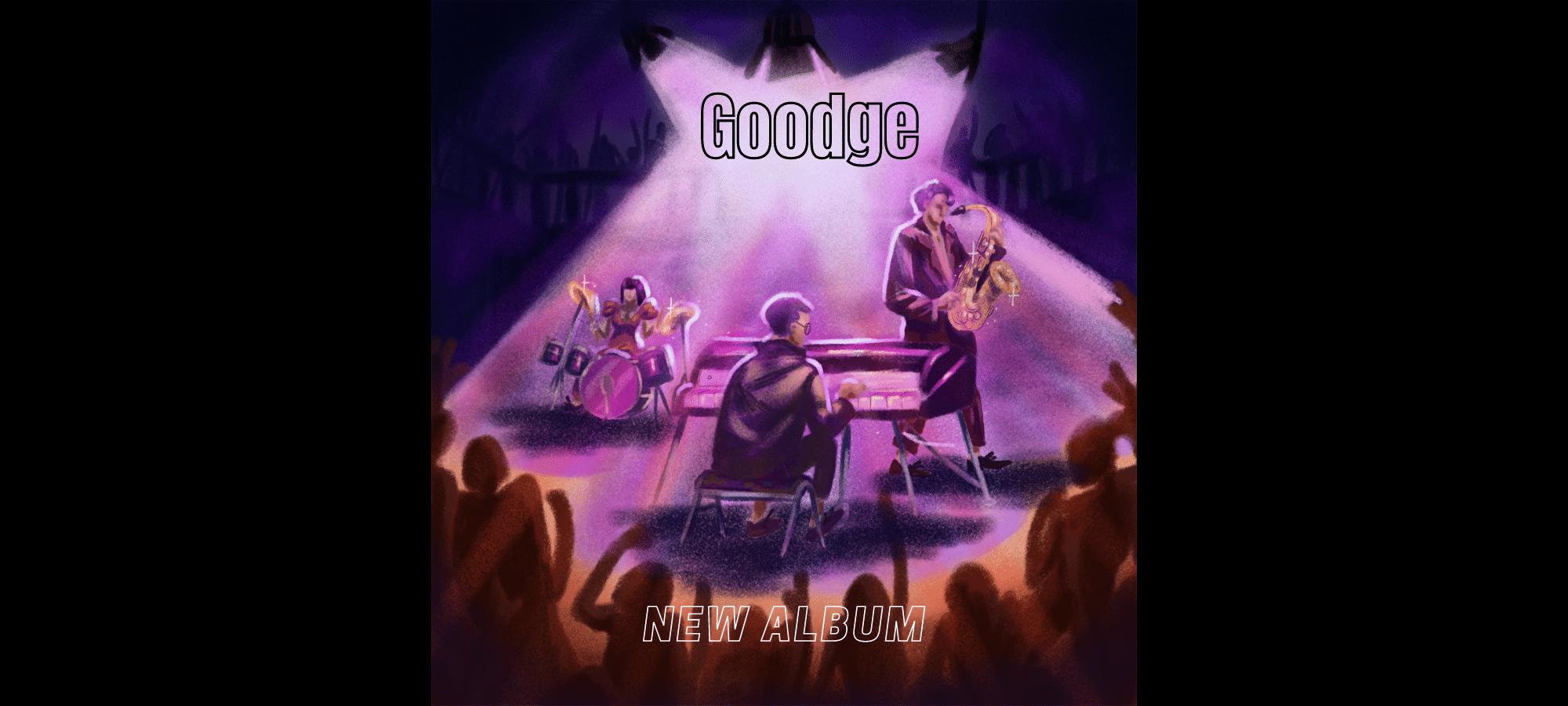 Goodge shares new album Journeys of Jazz - chill lofi hip hop soulful