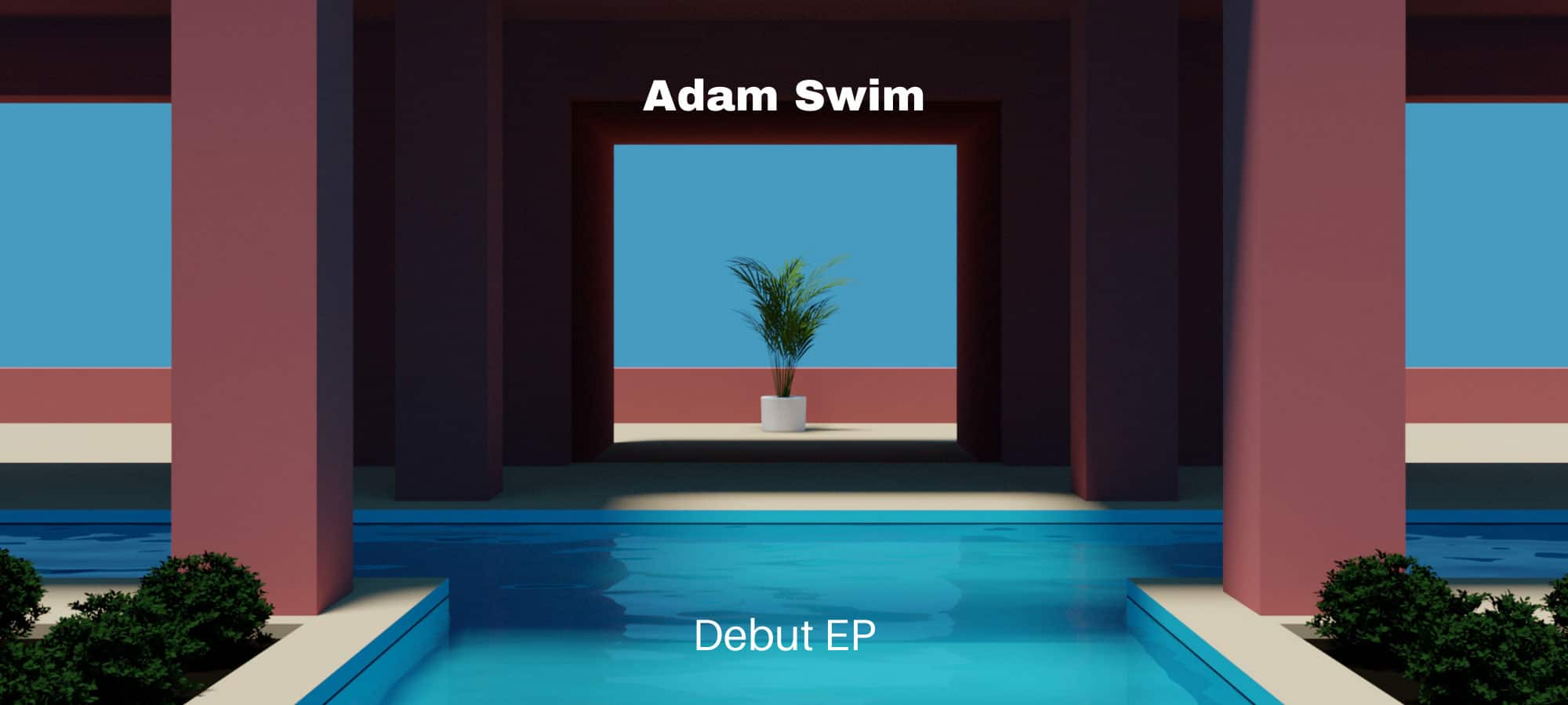 Adam Swim - Can't Sleep EP - soul deep house