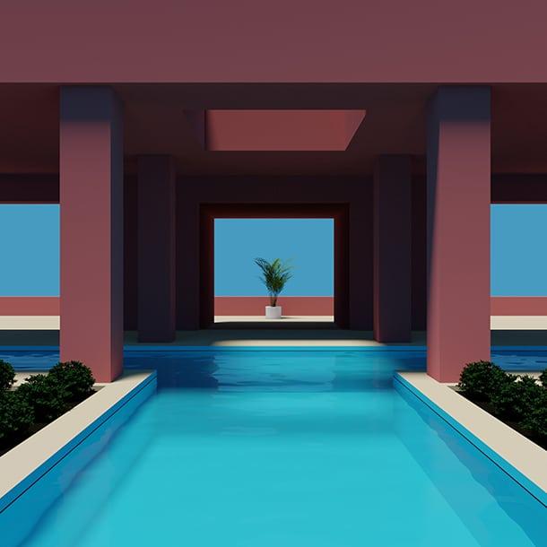"Adam Swim - ""Can't Sleep"" debut EP deep house electronic music soulful rnb"