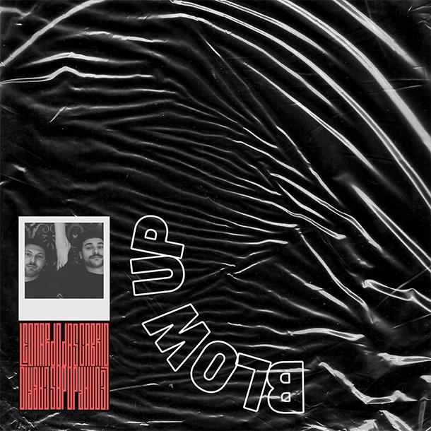 "Leonardo Das Cabrio - new single "" Blow Up"" Cover soulful lofi house music rnb electro"